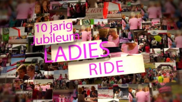 Ladies Ride Rotterdam 2014